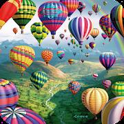 My Balloons Wallpaper