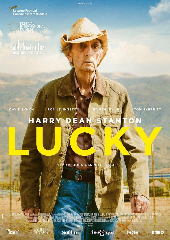 Resultado de imagen de poster oficial lucky película