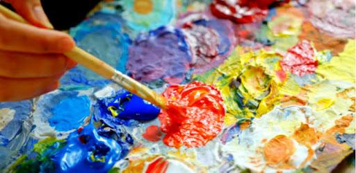 Acrylic Paint Guide Aplikasi Di Google Play