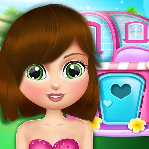 Baixar Jogo de casinha de bonecas: Jogos de decoração para Android