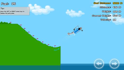 Potty Launch 2:Stickman Flying Simulator apktram screenshots 1