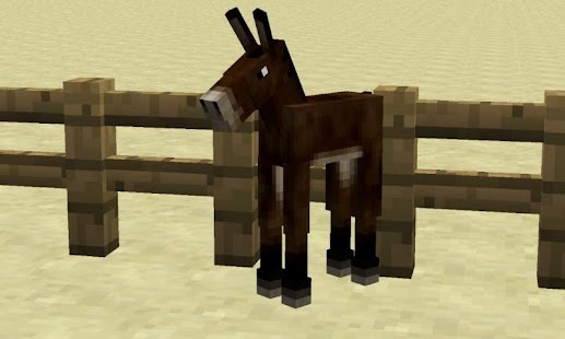 Animal Pet MCPE Mods Screenshot