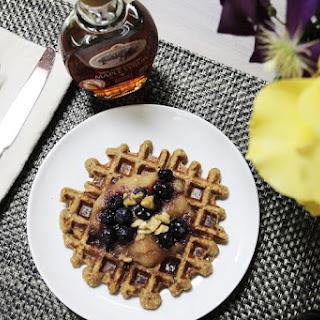 Cornmeal Waffles