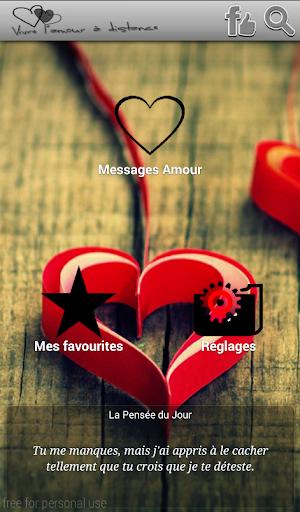 123 sms et message d'amour