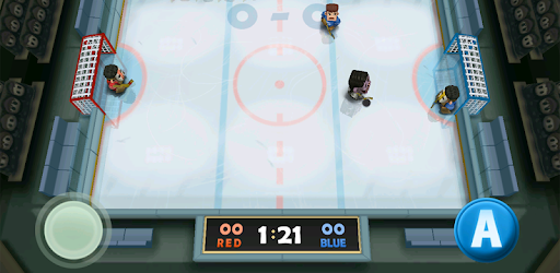 Ice Rage Hockey Multiplayer Free Apps On Google Play