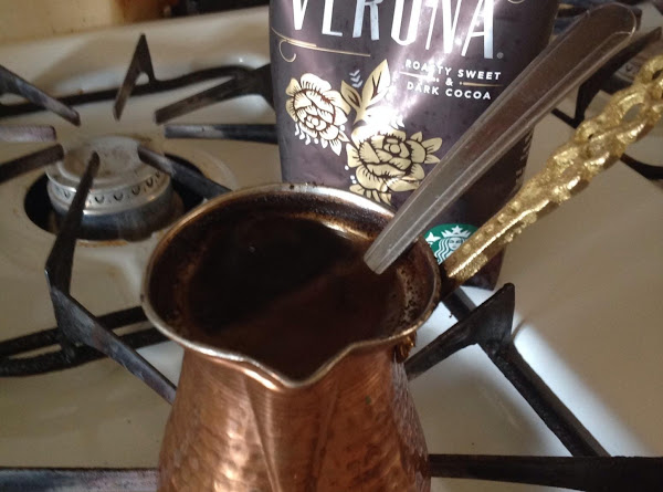 Greek Coffee Recipe