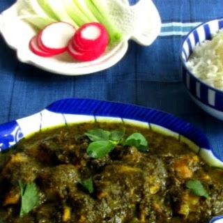 Ghalieh Mahi - Southern Iranian Spicy Fish & Herb Stew