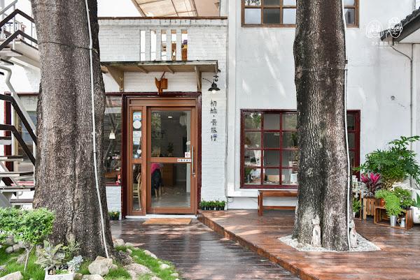 初綠餐廳:台中北區美食-不用到深山就能感受到大自然美感的早午餐店,日式清新風格超好拍!