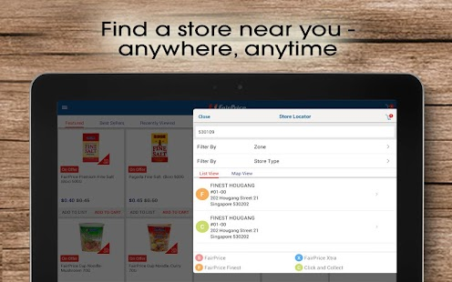 FairPrice Online- screenshot thumbnail