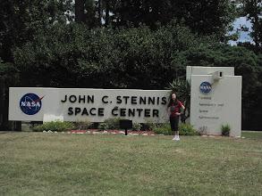 Photo: NASA Stennis, Mississippi