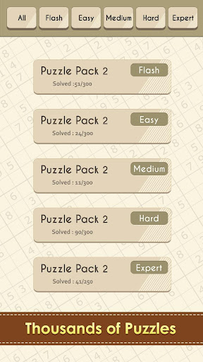 Sudoku Numbers Puzzle  screenshots 6