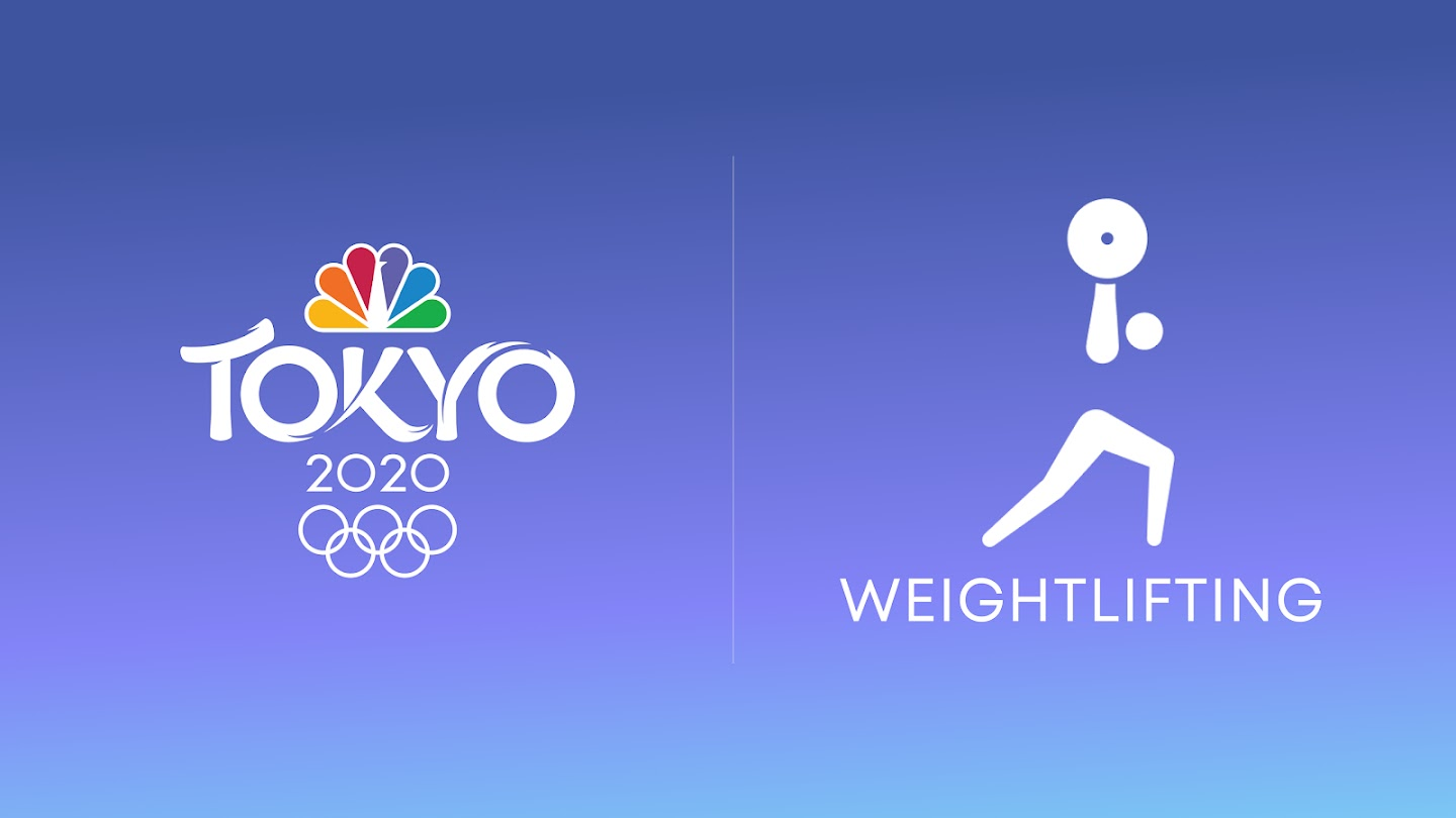 Watch Weightlifting at Tokyo 2020 live