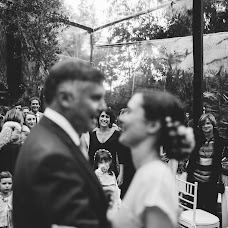 Wedding photographer María paz Alvarado (mariapazalvarado). Photo of 07.01.2017