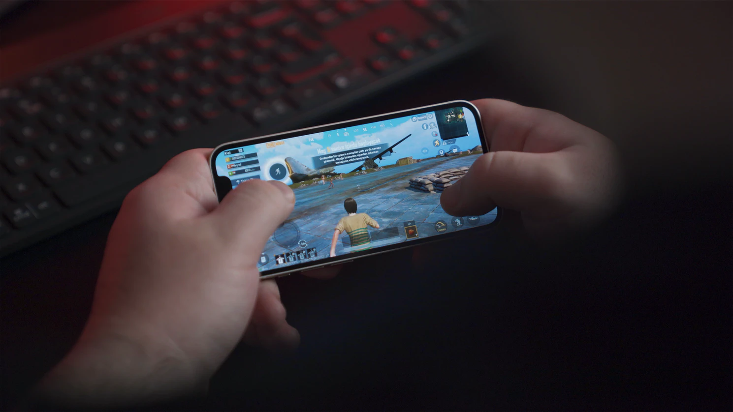 Mobile Gaming is Here to Stay