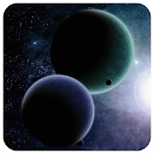 Planet 17 Live Wallpaper