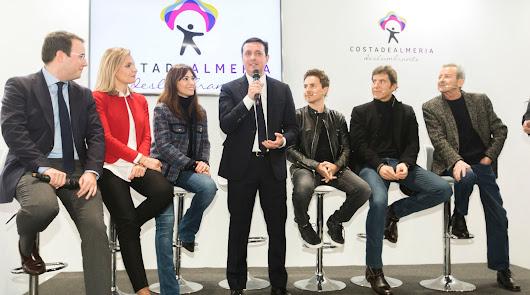 Influencers de lujo para el destino Costa de Almería