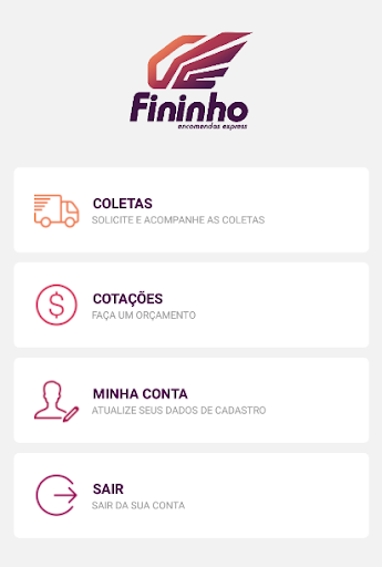 Fininho Express 2.3 screenshots 2