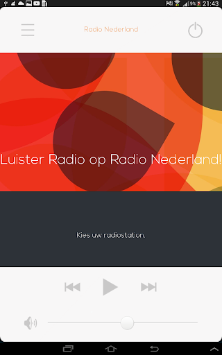 Radio Netherlands all Holland