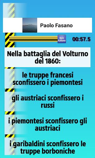 Quiz Italiano - Italian Trivia  screenshots 4