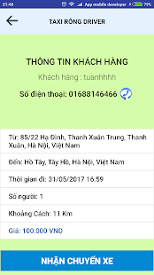 Taxi Rỗng Driver - náhled