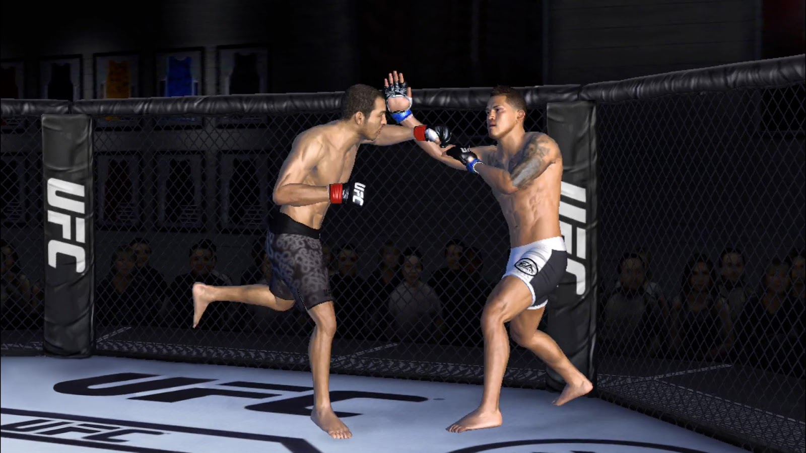 Screenshots of EA SPORTS UFC® for iPhone