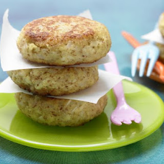 Rice and Apple Griddle Cakes