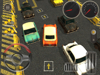 Vintage Car Parking for PC-Windows 7,8,10 and Mac apk screenshot 16