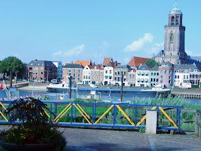 Photo: Deventer   (Blaustich)