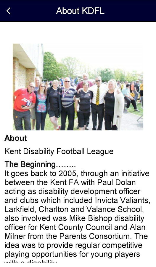 Kent Disability FL- screenshot