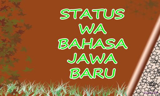 Download Status Wa Kata Bijak Bahasa Jawa Google Play Softwares