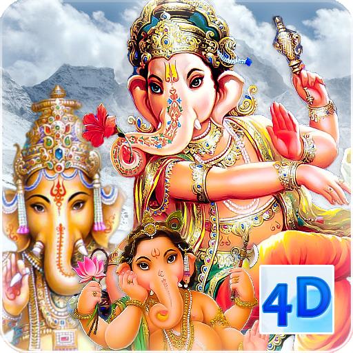 4d Ganesh Live Wallpaper Google Play À¤ªà¤° À¤à¤ª À¤² À¤• À¤¶à¤¨