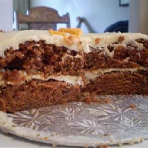 14 Karat Carrot Cake Recipe