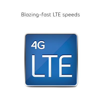 Photo: The LG Optimus G runs on Canada's largest LTE network, reaching super-fast maximum download speeds of up to 75 Mbps (expected average download of 12–25 Mbps). And unlike some other carriers, the Bell network never falls back to 2G. http://bit.ly/W5BpVJ