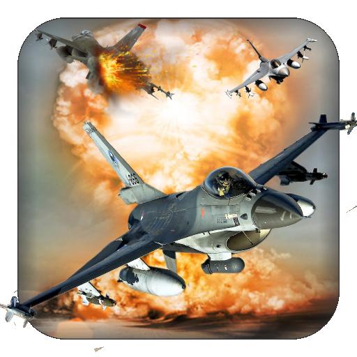 F16 Combat Fighter