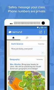 Remind: Free, Safe Messaging - screenshot thumbnail