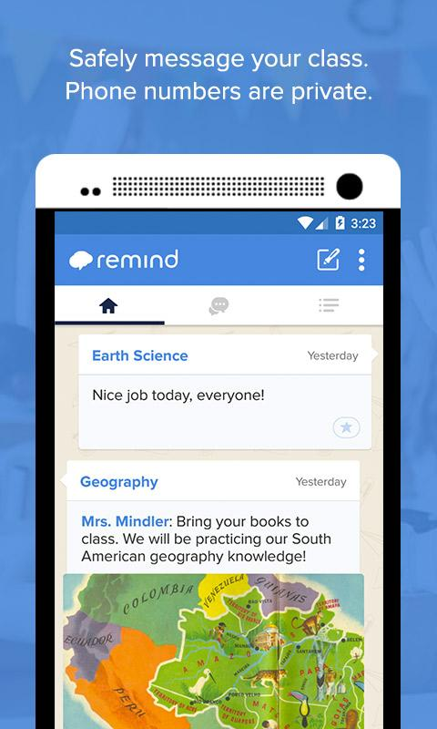 Remind: Free, Safe Messaging - screenshot