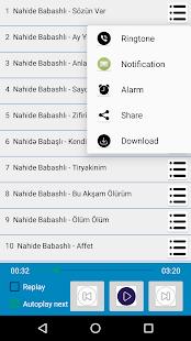 Nahide Babashli Sarkilari Apk Mod