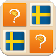 Memory Game - Word Game Learn Swedish