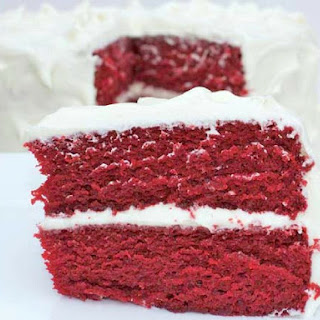 The BEST Red Velvet Cake Recipe. Easy. Moist. Homemade.