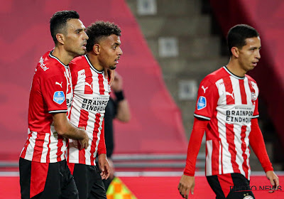 🎥 La passe décisive de génie d'un joueur du PSV lors du duel au sommet face à l'Ajax