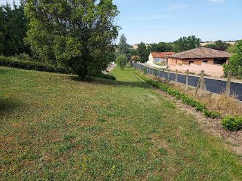 Terrain à bâtir 525 m2