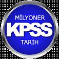Milyoner Kpss Tarih 2017 icon
