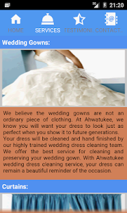 Ahwatukee Dry Cleaners- screenshot thumbnail
