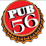 Logo for Pub 56 Food & Craft Brews