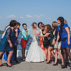 Wedding photographer Albina Ponomareva (Albinamiu). Photo of 12.07.2015