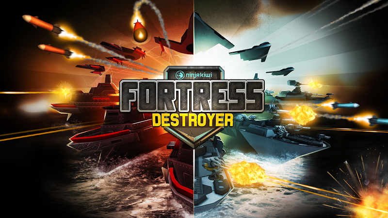 Fortress: Destroyer v1.0 [Mod]