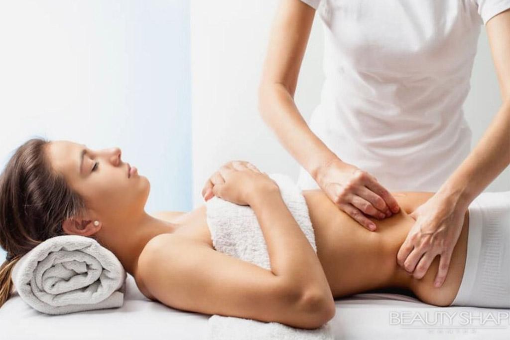 Убрать живот на массаже - ПриватКлиник