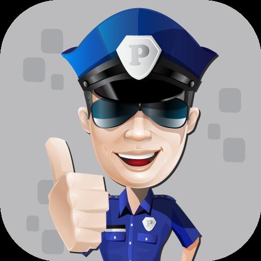 شرطة الاطفال المطور مكالمة وهمية