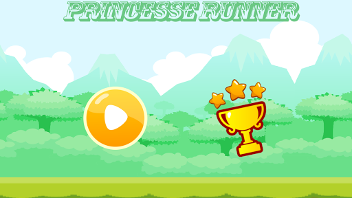 sweet girl : Running princess