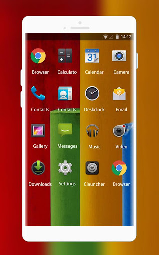 Theme for Motorola Moto G HD 2.0.50 screenshots 2